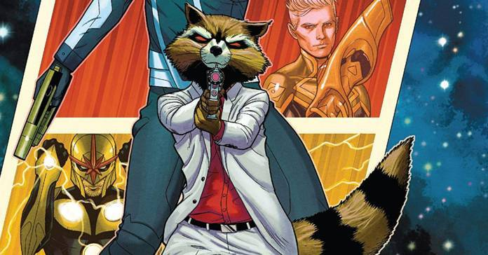 Comic Reviews - Guardians of the Galaxy #1 2020