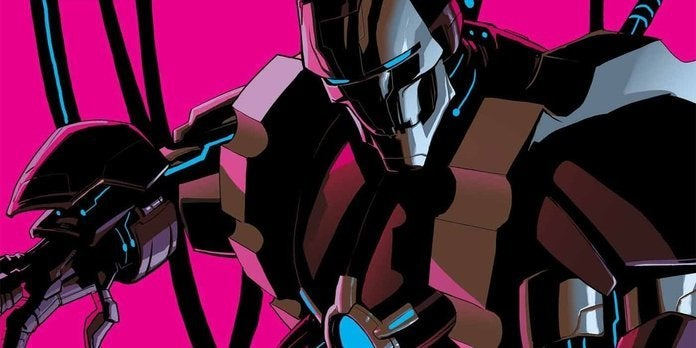 Comic Reviews - Iron Man 2020 #1