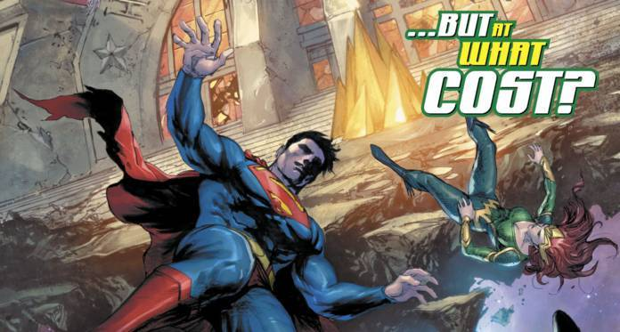 Comic Reviews - Justice League #39