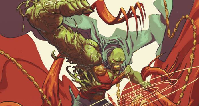 Comic Reviews - Martian Manhunter #12
