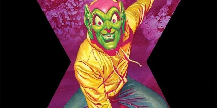 Comic Reviews - Marvels X #1