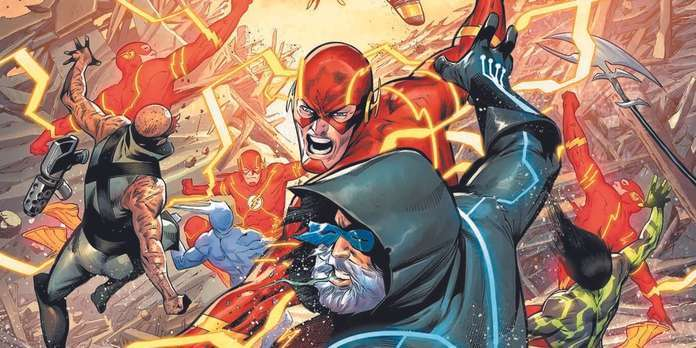 Comic Reviews - The Flash #86