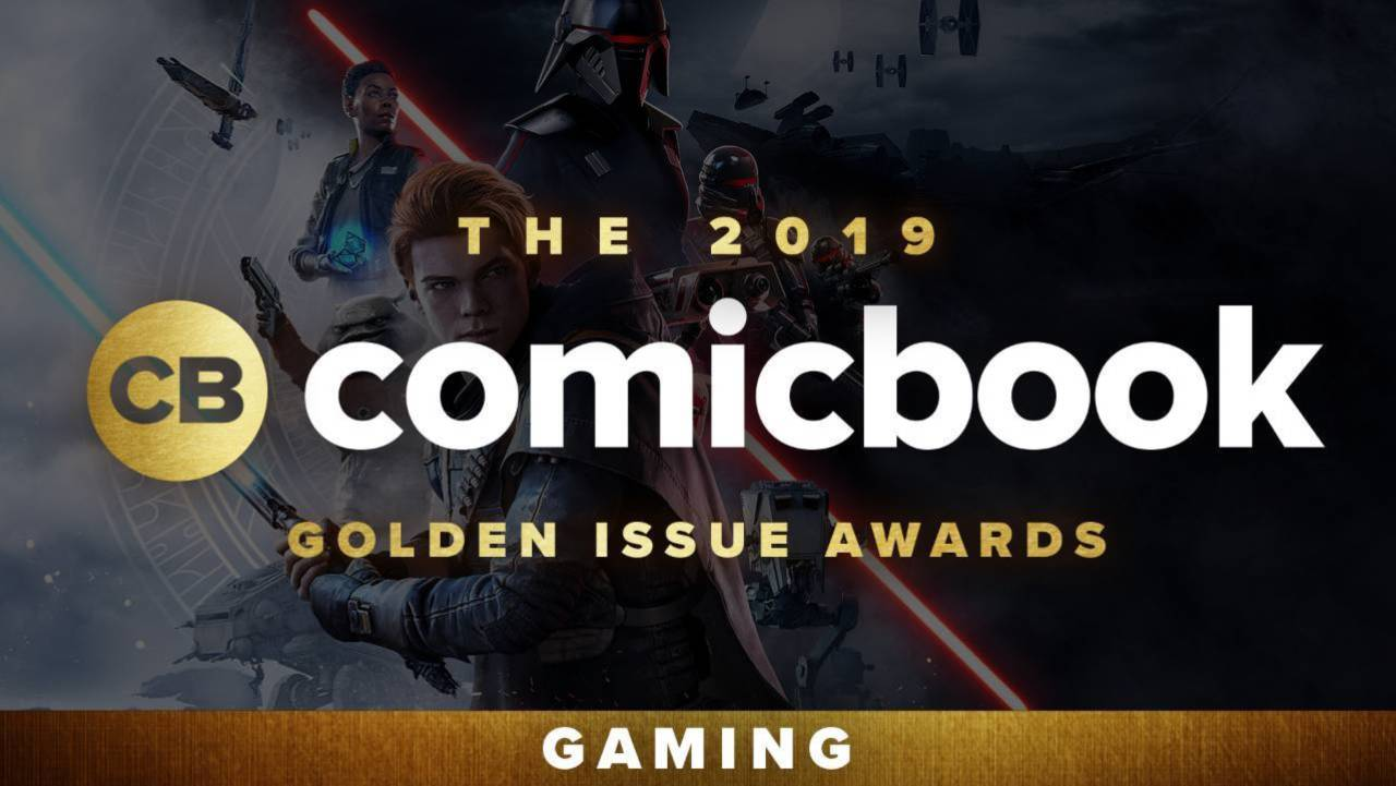 2019 Golden Issue Award Winners - Gaming