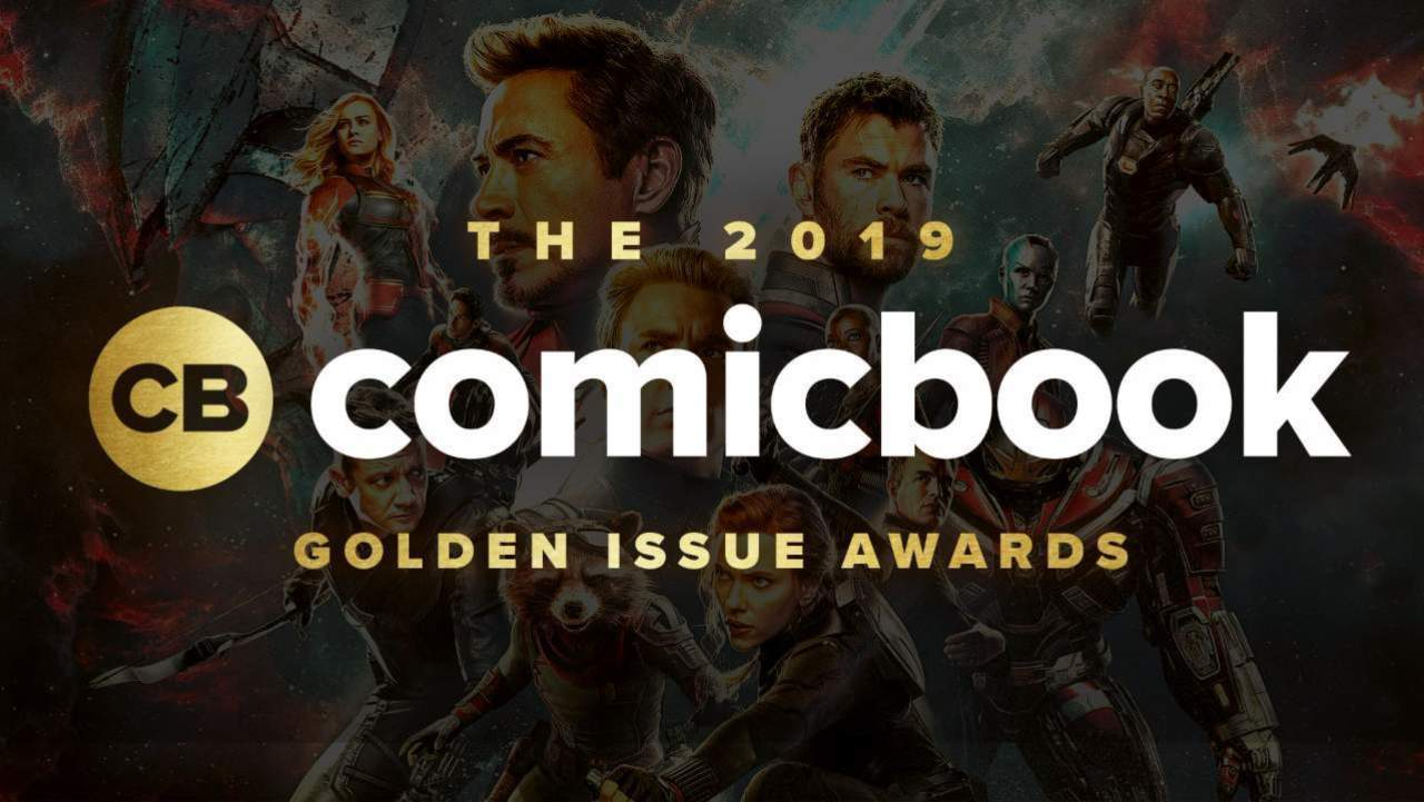 The 2019 ComicBook.com Golden Issue Awards Nominations for Comics