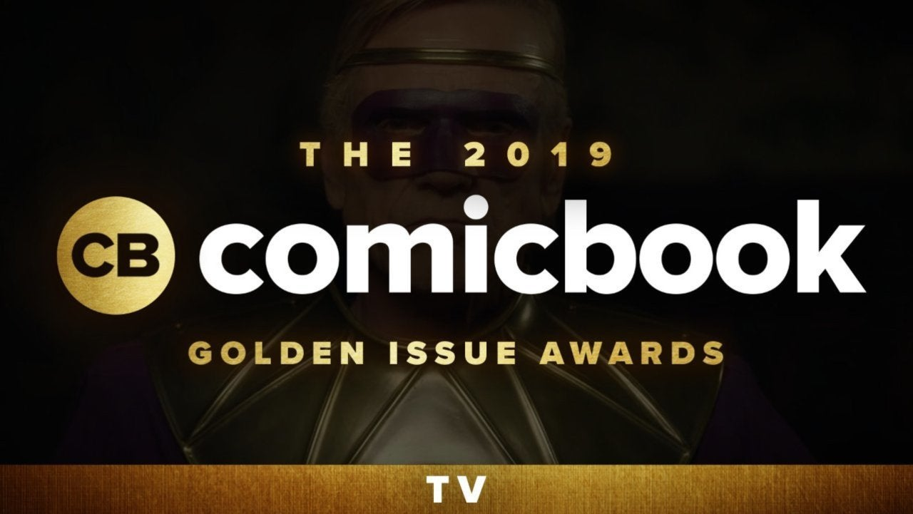 2019 Golden Issue Award Winners - Television