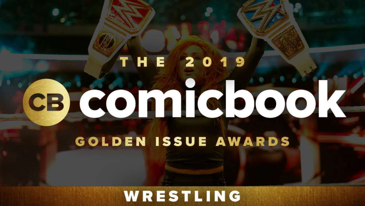 2019 Golden Issue Award Winners - Wrestling