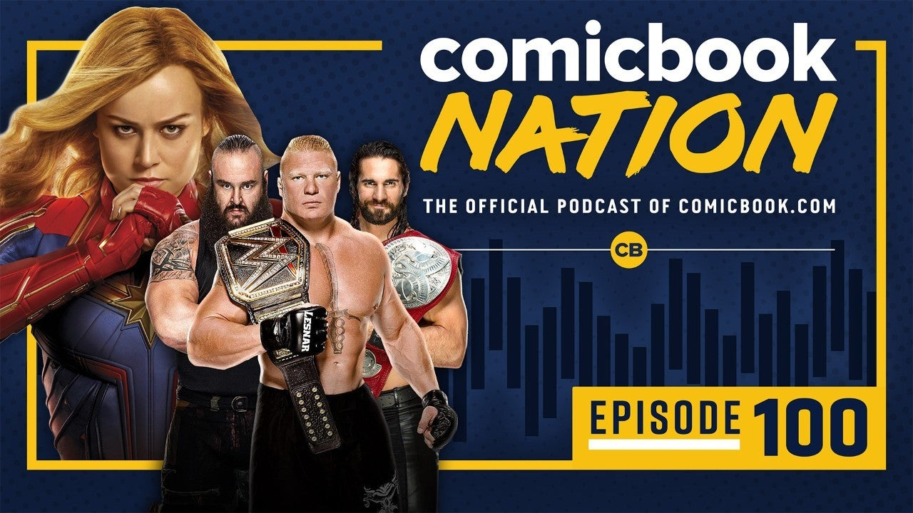 ComicBook Nation Podcast Bill Murray Ghostbusters Afterlife Clone Wars 7 Trailer WWE Royal Rumble 2020 Preview Predictions