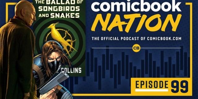 ComicBook Nation Episode 99: Marvel's Thunderbolts Rumor & Star Trek Picard Review