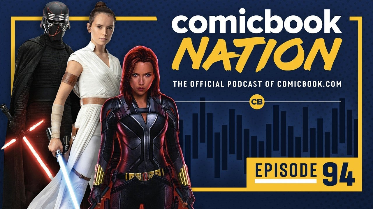 ComicBook Nation Podcast Star Wars Rise Skywalker JJ Abrams Cut Controversy 2020 Movies Preview