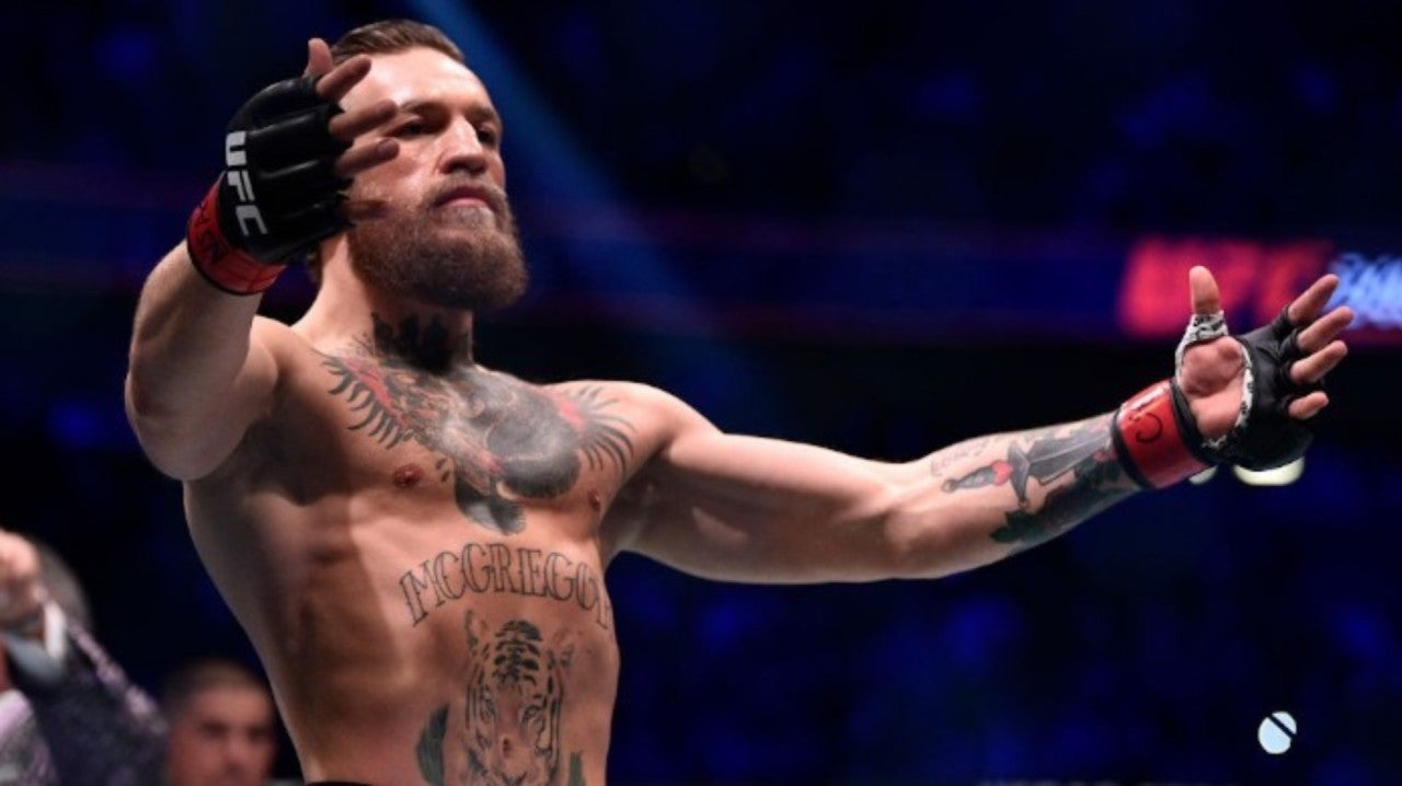 UFC Fans Are Freaking Out After Conor McGregor's Quick Knockout Win