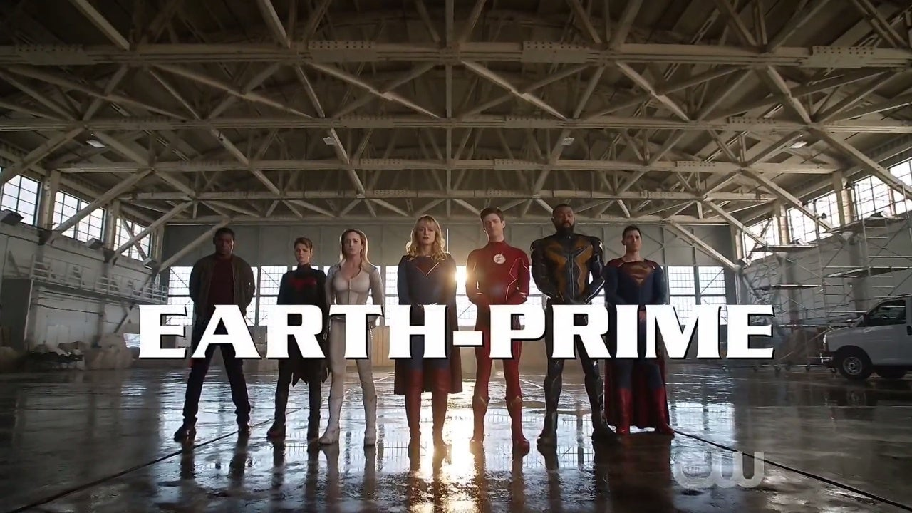 crisis on infinite earths earth prime