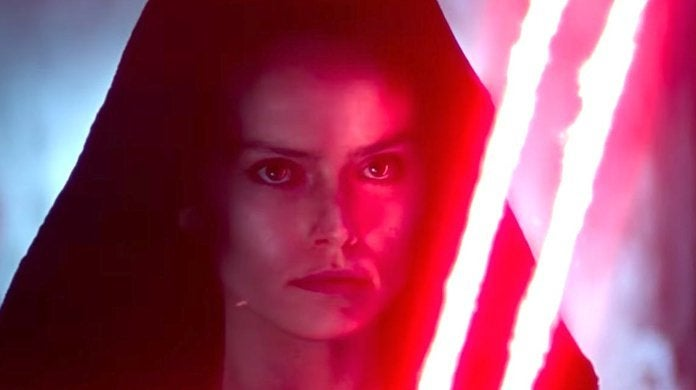 Dark Rey Star Wars The Rise of Skywalker