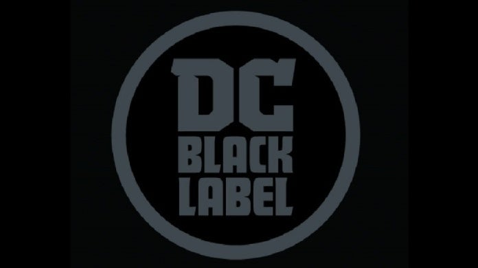 dc black label header
