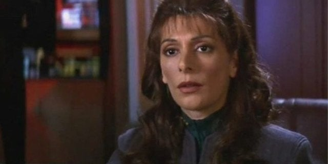 Star Trek: Marina Sirtis Reveals Her One Condition For Returning In Picard