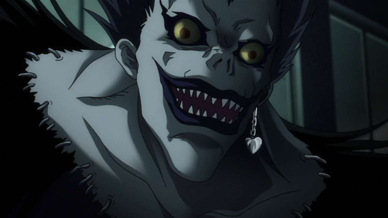 Death Note Cosplay Horrifically Brings Ryuk To Life