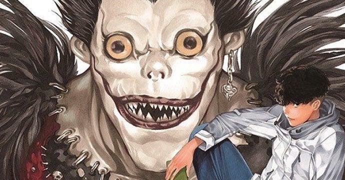 death note new manga
