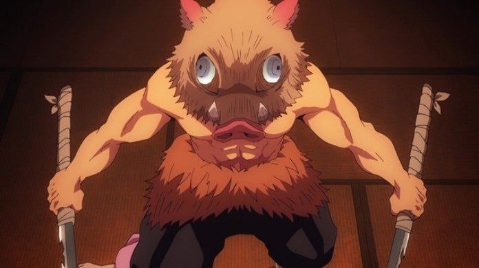 Demon-Slayer-Kimetsu-no-Yaiba Inosuke Anime