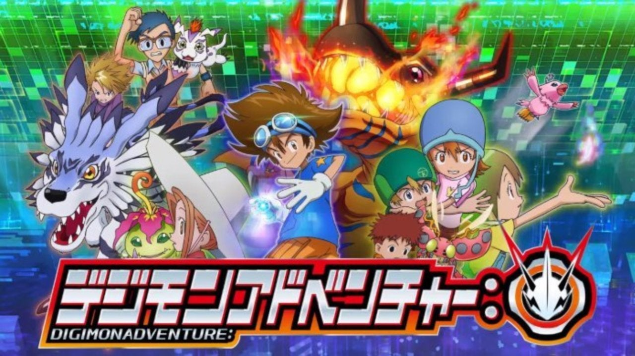 Digimon's New Anime Will Be a Reboot