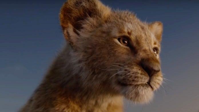 Disney The Lion King remake