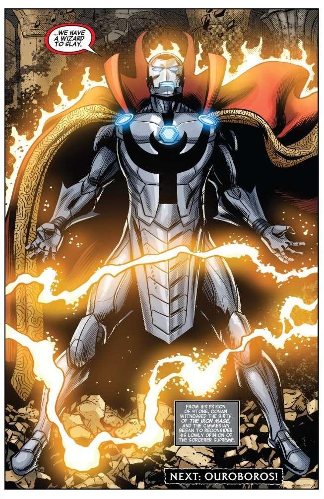 Doutor Estranho Homem de Ferro Savage Avengers Marvel