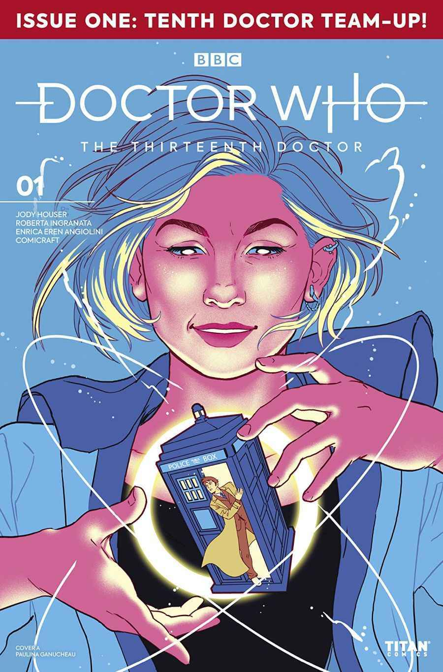 Doctor Who The Thirteenth Doctor Year Two #1