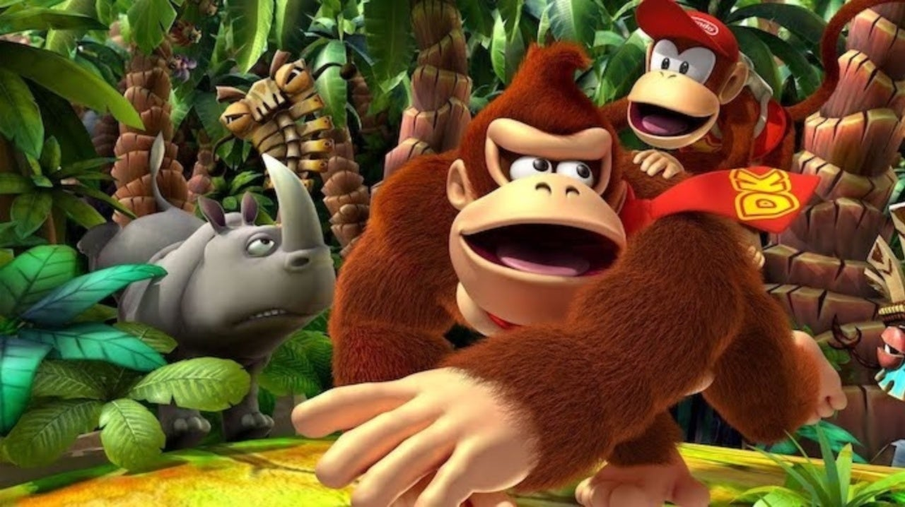 New Donkey Kong Game May Be in Development for Nintendo Switch
