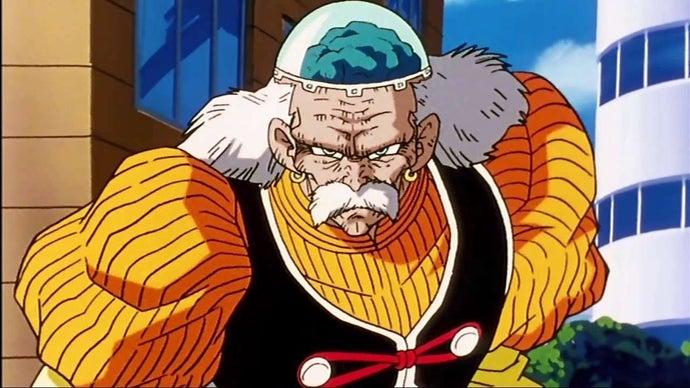 Dr Gero Anime