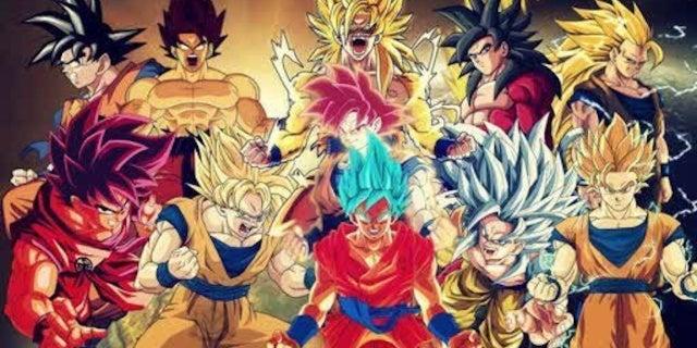 Dragon Ball Best Worst Goku Transformations Super Saiyan 3 4
