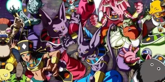 Super Dragon Ball Heroes Trailer Teases Some Villainous Gods of Destruction