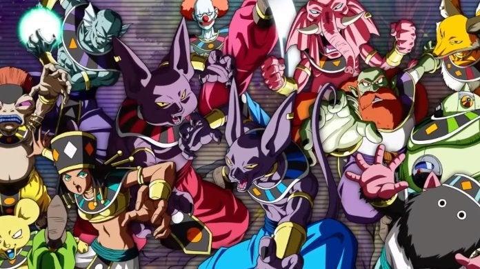 Dragon Ball Heroes Big Bang Mission Anime Gods of Destruction