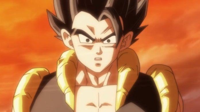 Dragon Ball Heroes Gogeta