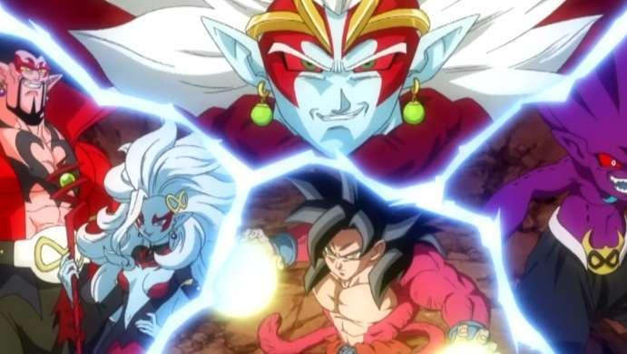 Dragon Ball Heroes Super