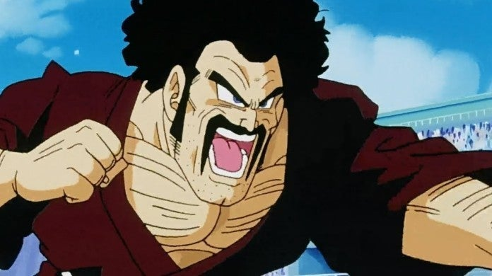 Dragon Ball Mr Satan