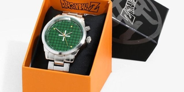 Dragon Ball Radar Now Available in Wristwatch Form