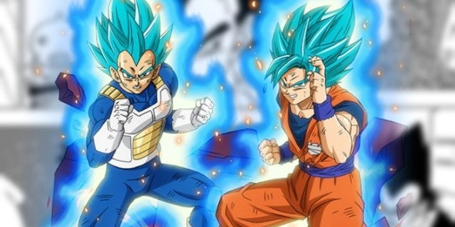 Dragon Ball Super Drops Cliffhanger Update on Vegeta and Goku