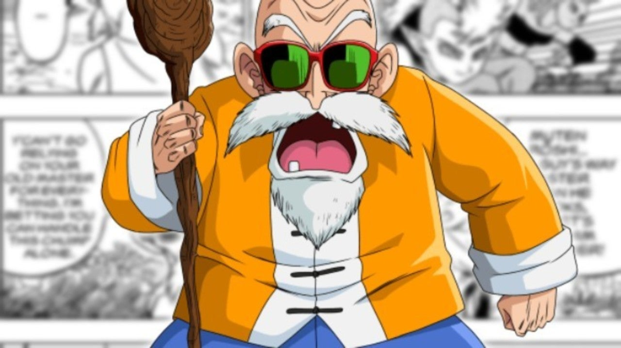 Dragon Ball Super's New Vixens Have Master Roshi Going Full Perv Again