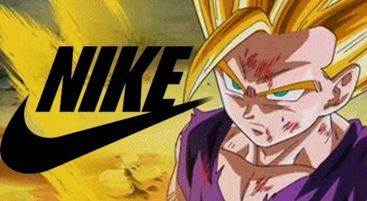 Dragon Ball Z Nike