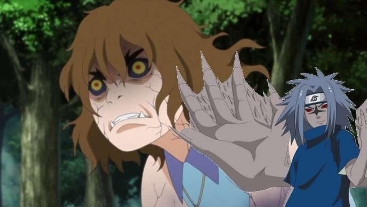 Boruto Debuts New Curse Power