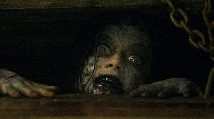 evil dead remake 2013