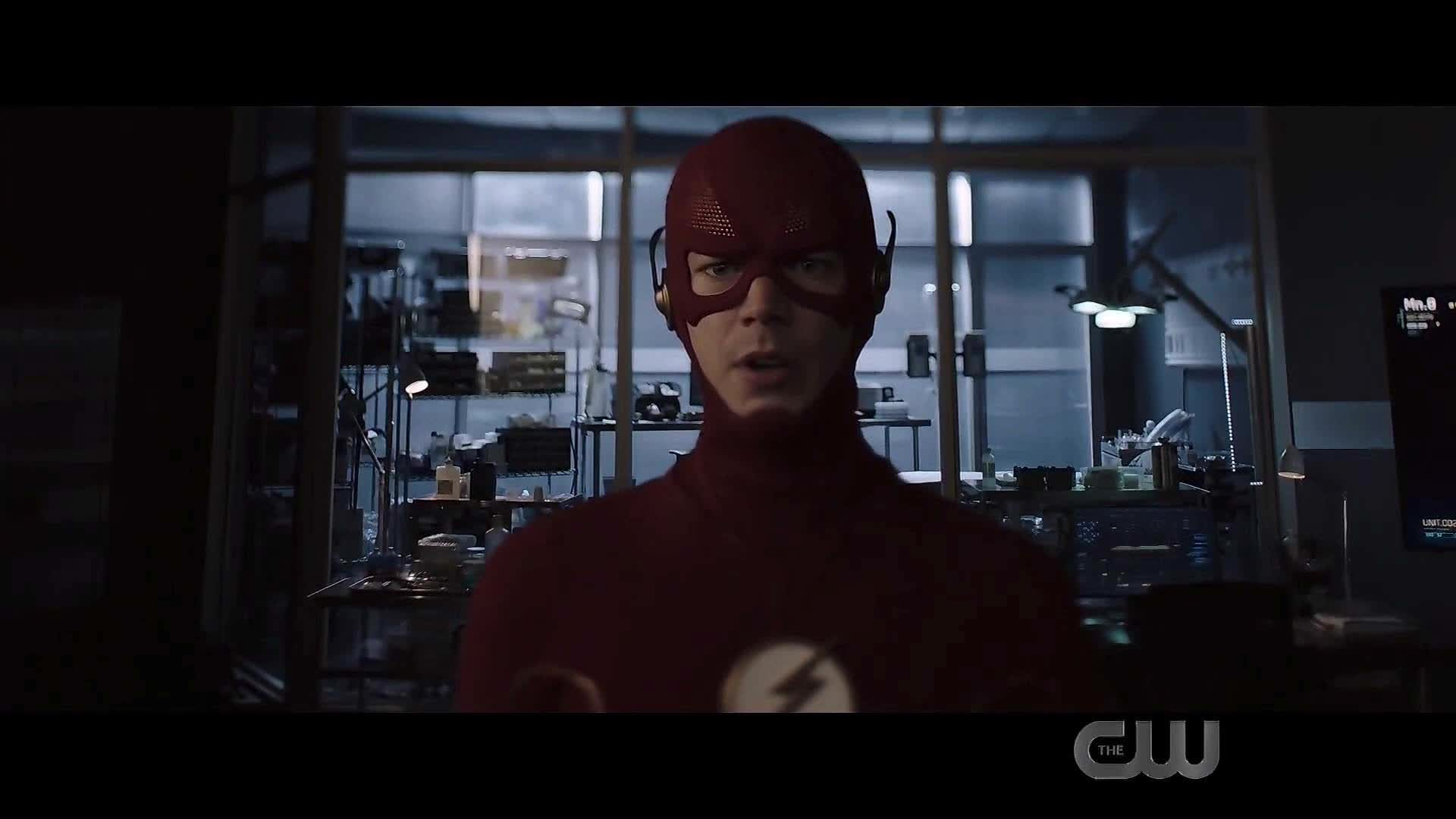 Ezra Miller Comes to Crisis on Infinite Earths screen capture