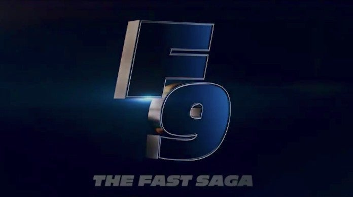 Fast Furiious 9 Trailer Teaser 2