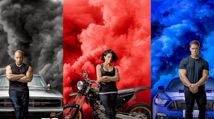 Fast Furious 9 Character Posters