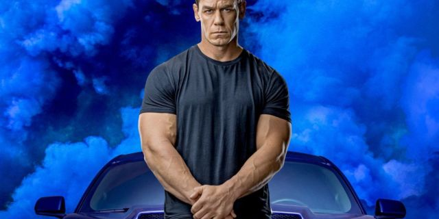 Fast Furious 9 Posters - John Cena