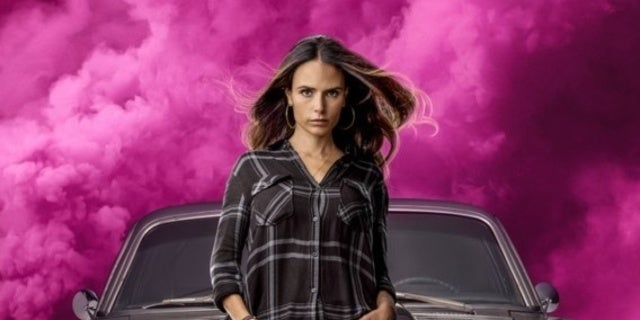 Fast Furious 9 Posters - Jordana Brewster as Mia