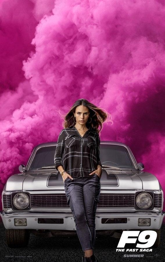 Velozes e Furiosos 9 - Jordana Brewster como Mia
