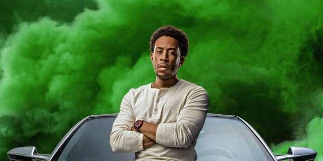 Fast Furious 9 Posters - Ludacris as Tej