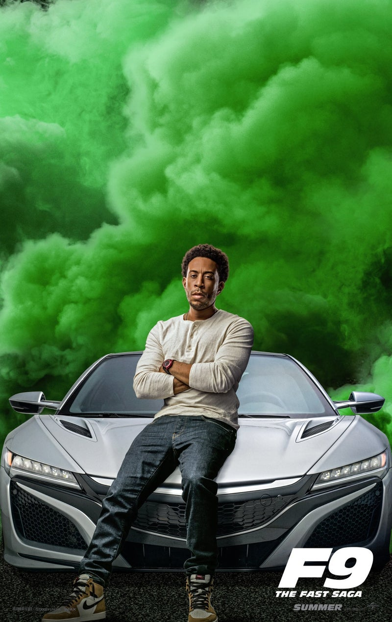 Velozes e Furiosos 9 - Ludacris como Tej