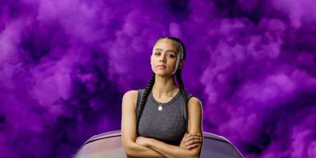 Fast Furious 9 Posters - Nathalie Emmanuel as Ramsey