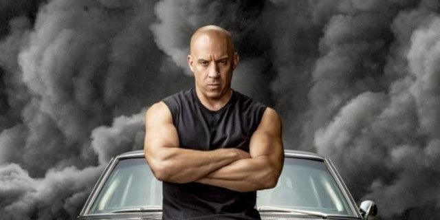 Fast Furious 9 Posters - Vin Diesel as Dominic Toretto