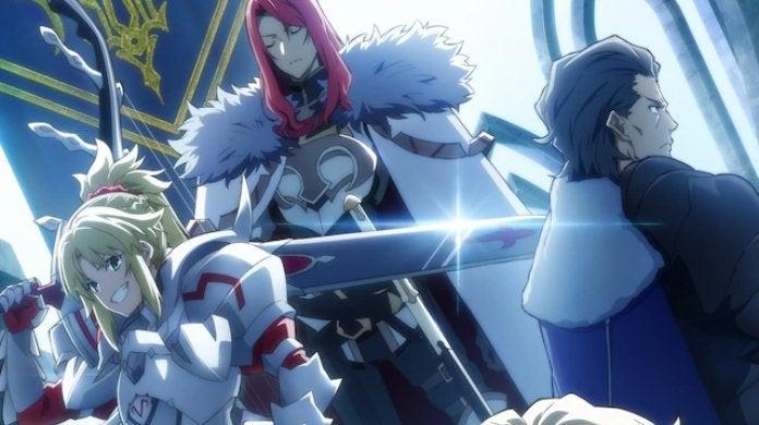 Fate Grand Order Camelot Wandering Agateram
